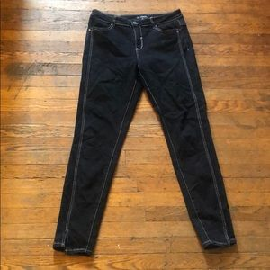 MissGuided Black Jeans - Size 12R